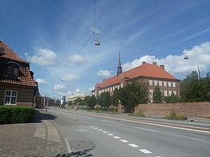 Metropolitan University College - Tagensvej