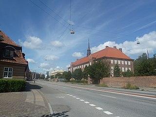 street in Copenhagen