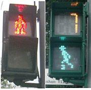 Semáforos contrarreloj