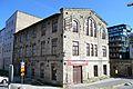 Tallinn, Rotermanni tehaste tööstushoone lõunafassaad aastaarvuga -1912-, 1921.jpg