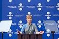 Tallinn Digital Summit opening address by Kersti Kaljulaid, President of the Republic of Estonia Kersti Kaljulaid (37340189236).jpg