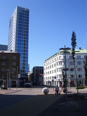 Kompassi - Image: Tallinn Kompassi 1