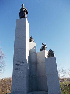 Shevchenko Monument (Ottawa)