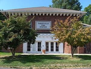 Tariffville, Connecticut - Tariffville Fire Station