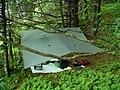 Tarp Camp at Cherokee Flats (2666141653).jpg
