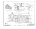 Tavern, Half Day, Lake County, IL HABS ILL,49-HAFDA,1- (sheet 1 of 1).png