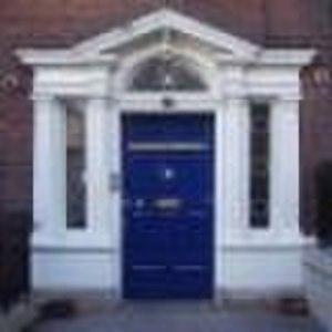 Irish National Teachers' Organisation - Door of Club na Múinteoirí