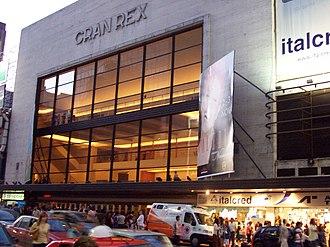 Teatro Gran Rex - The Gran Rex