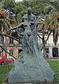 Teixeira Lopes, Monumento a Eça de Queiroz, 1903 01811.jpg