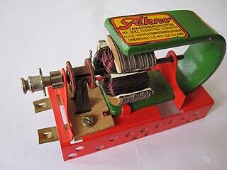Bipolar electric motor