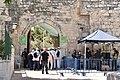 Temple Mount Entrance Policers July 28.jpg