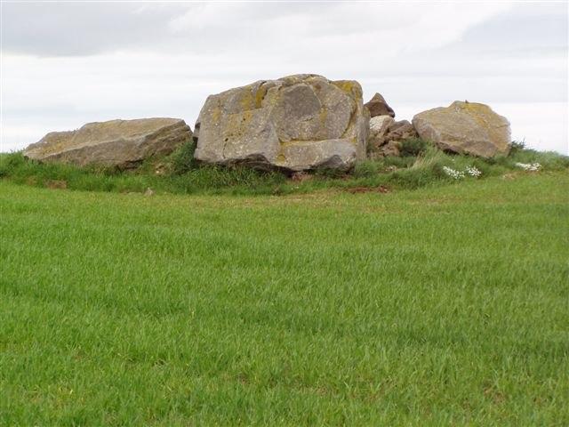 Temple Stones, Potterton - geograph.org.uk - 1174622