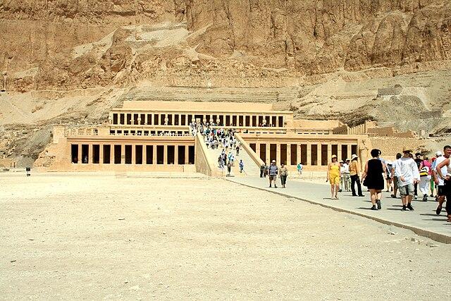 Świątynia Hatshepsut