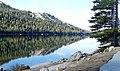 Tenaya Lake Reflection, Yosemite 5-20-15 (18903145539).jpg