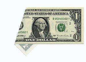 Currency bill tracking - USD 1 banknote (Dollar bill)