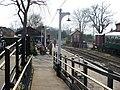 Tenterden Light Railway Station Platform - geograph.org.uk - 1005667.jpg