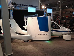 Terrafugia -- 2012 NYIAS -- right side view, wings folded.jpg