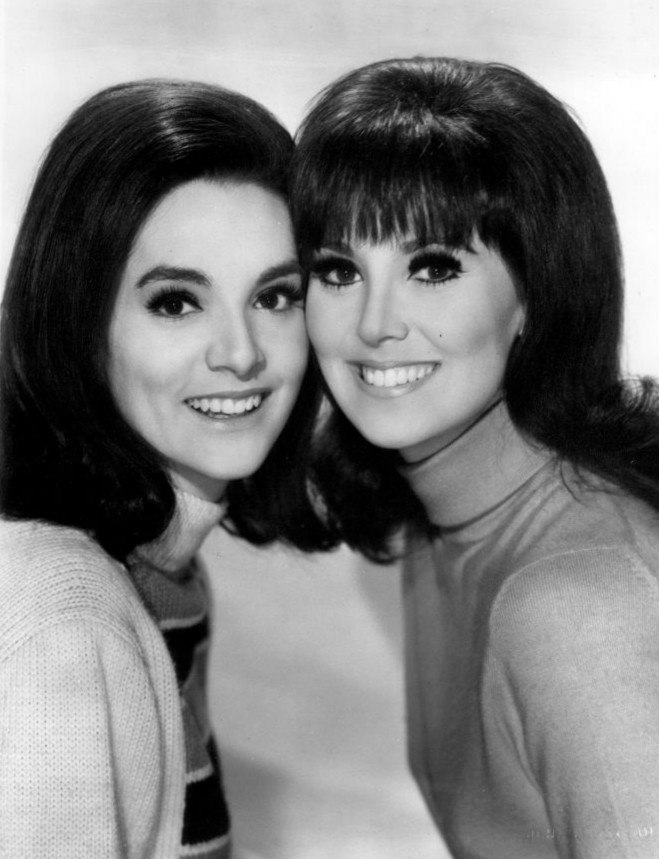 Terre and Marlo Thomas That Girl 1969