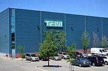 75566aa3b9490c Teva Pharmaceutical Industries - Wikipedia