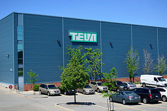 Teva Pharmaceutical Industries - Teva in Markham, Ontario