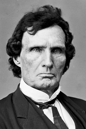 Habeas Corpus Suspension Act 1863 - Image: Thaddeus Stevens Brady Handy crop
