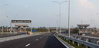 E03 expressway (Sri Lanka) road in Sri Lanka