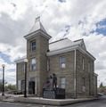 "The 1896 city jail in Walsenburg, Colorado, which in 1994 became the mining museum for ""The City Built on Coal"" LCCN2015632564.tif"