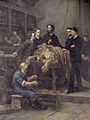 The Anatomy Lesson of Max Weber, by Lodewijk Ignatius Stracké (1856-1934).jpg