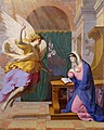 The Annunciation - Eustache Le Sueur .jpg