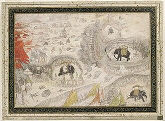 Battle of Samugarh - Battle of Samugarh
