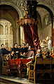 The Conversion and Baptism of St. Augustine by St. Ambrose.jpg