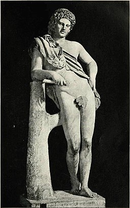 The Faun of Praxiteles - Capitol Museum Rom