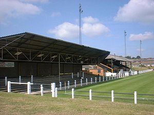 Crook Town A.F.C. - The Sir Tom Cowie Millfield