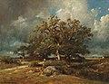 The Old Oak by Jules Dupré, c1870.jpg