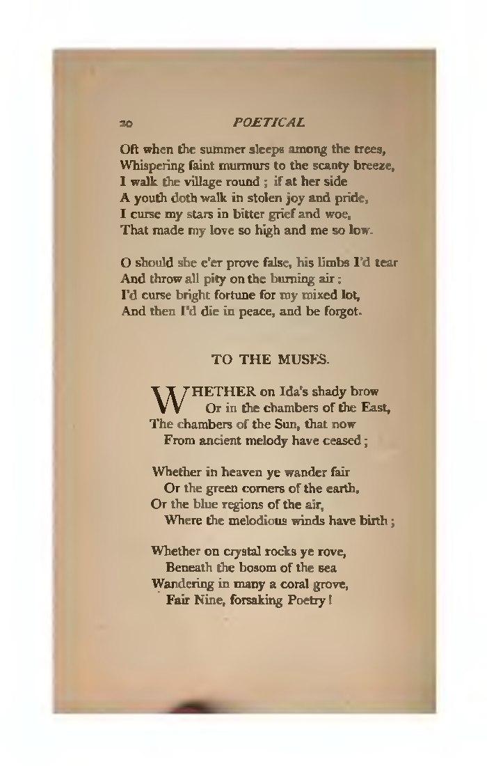 Pagethe Poems Of William Blake Shepherd 1887djvu42