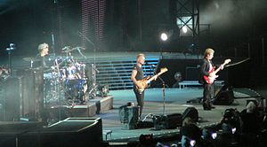 The Police (Copeland, Sting, Summers) @ Los An...