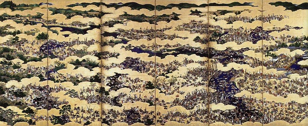 The Siege of Osaka Castle2