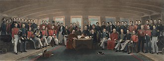 British Supreme Court for China - Signing of the Treaty of Nanking
