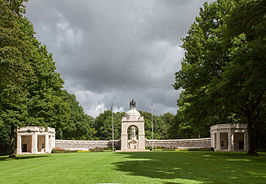 The South Africa (Delville Wood) National Memorial