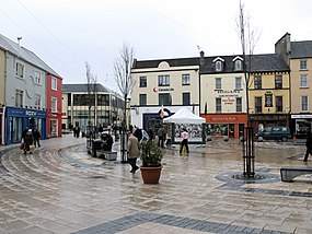 The Square, Tralee, Co. Kerry, Ireland - geograph.org.uk - 343250.jpg