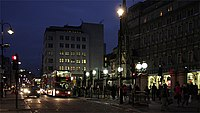The Strand at Night - geograph.org.uk - 646655.jpg