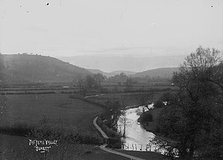 The Teme valley \