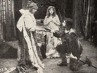 <i>The Three Musketeers</i> (1916 film) 1916 film by Charles Swickard