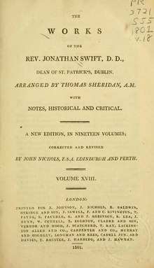 The Works of the Rev. Jonathan Swift, Volume 18.djvu