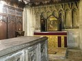 The altar within Bishop Langton's Chapel at Winchester Cathedral - geograph.org.uk - 1163763.jpg