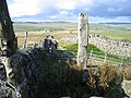 The cross at Weets Top - geograph.org.uk - 605156.jpg