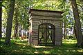 The gate of Puzenieki cemetery - panoramio.jpg