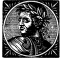 The history of the twelve Caesars, first emperors of Rome- namely, I Julius Caesar Fleuron T110901-11.png