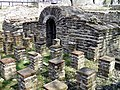 The hypocaust of the Great Baths complex, Ancient Dion (7094546445).jpg