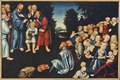 The miracle of the five loaves and two fish (Lucas Cranach d.ä.) - Nationalmuseum - 34936.tif